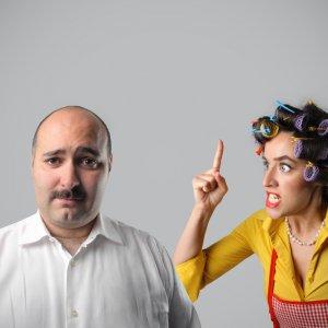 Как отучить мужа обзываться