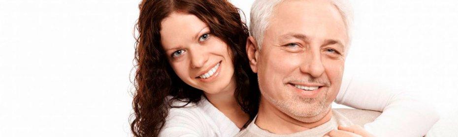 Сексуальная совместимость при разнице в возрасте