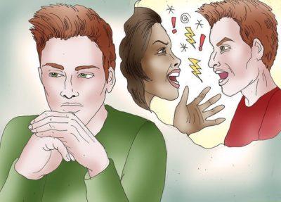 Помириться с девушкой после сильной ссоры